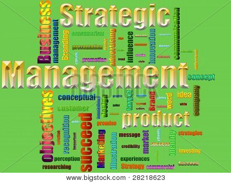Strategic Management Related Text