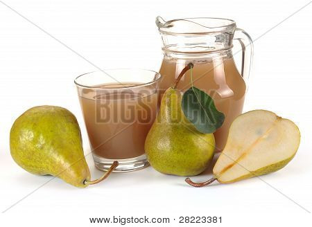 Pear Juice And Frui