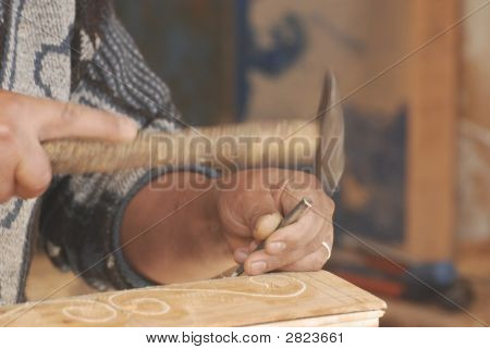 Marquetry Carpenter