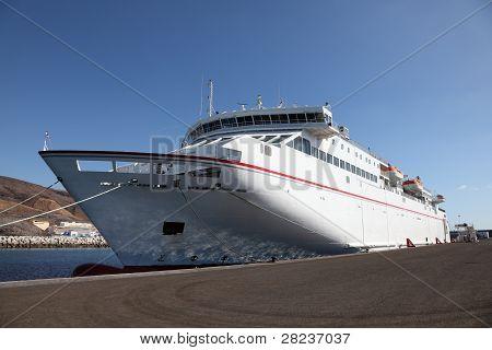 Large Modern Ferryboat