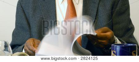 Business Boardromm Meeting