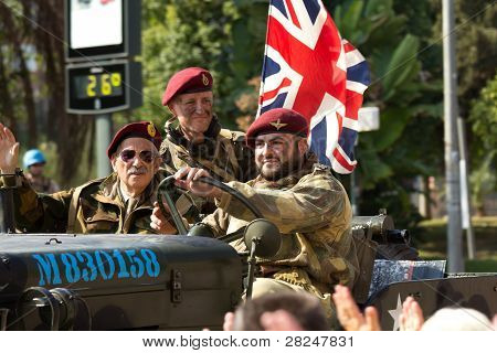 Soldados britânicos