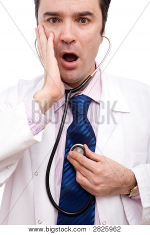 Surprised Doctor