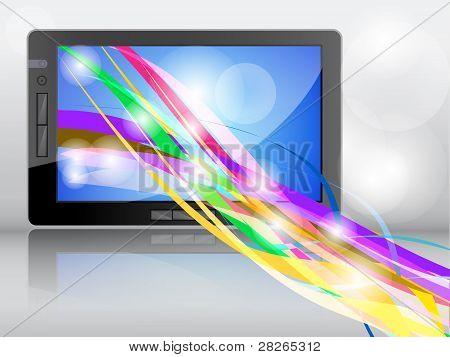 Antecedentes de la tableta