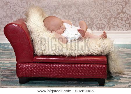 Baby Couch Potato