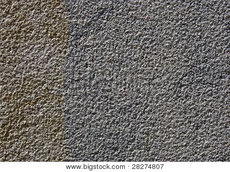 Gray Textured Wall. Good As Backdrop Or Background.