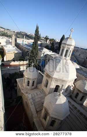 Jerusalem-Franciscan Chapel of the Condemnation