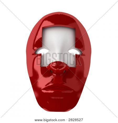 White Inner Mask