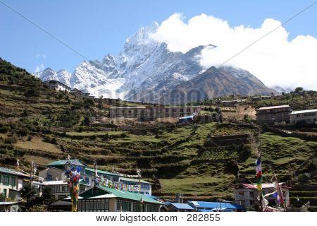 Namche Bazar - Nepal