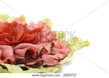 Fondo de salami
