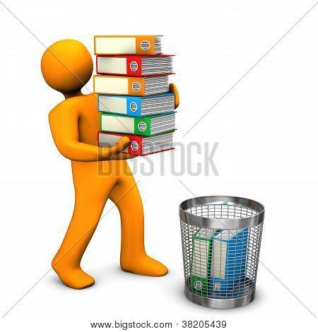 Documents Destruction