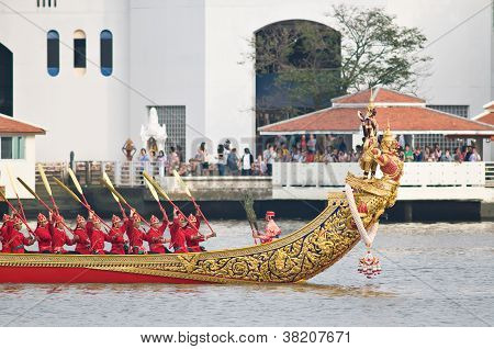 Royal Barge Procession, Bangkok 2012