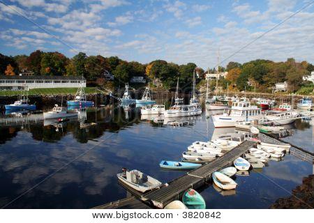 Perkins Cove Harbor