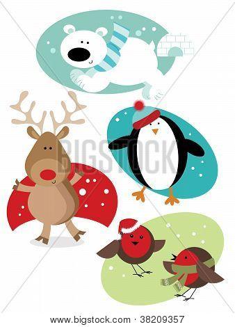 Fun Christmas Characters