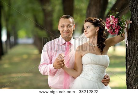 Newly Married Couple