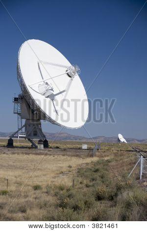 Vla Radio Telescope Antennas