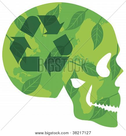 Skullthinkgreen