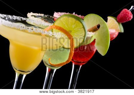 Margaritas Most Popular Cocktails Series