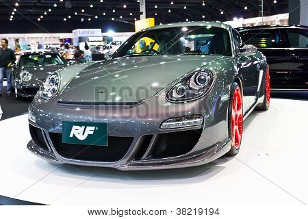 Ruf Rgt-8 On Display