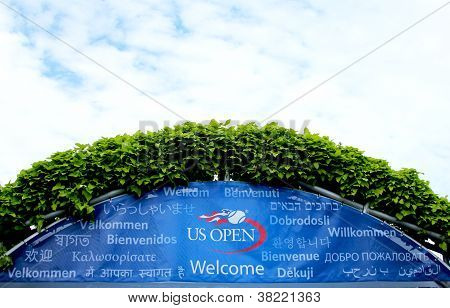 Welcome to US Open at Billie Jean King National Tennis Center