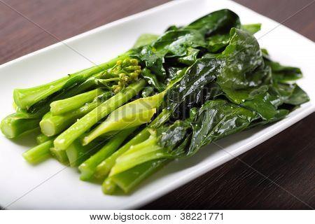 Gai Lan - Chinese Broccoli
