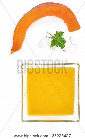 Jar Of Pumkin Velvety
