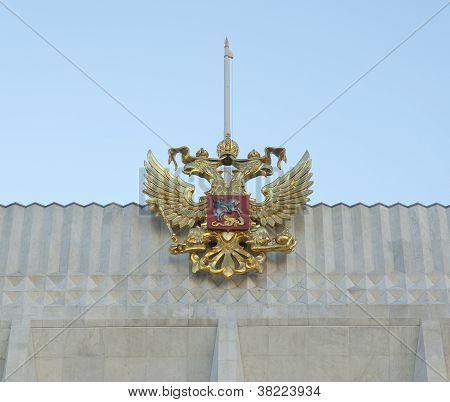 Russia Eagle