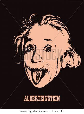 Einstein Portait