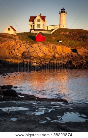 Nubble Reflection