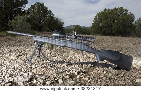 Long-range Rifle