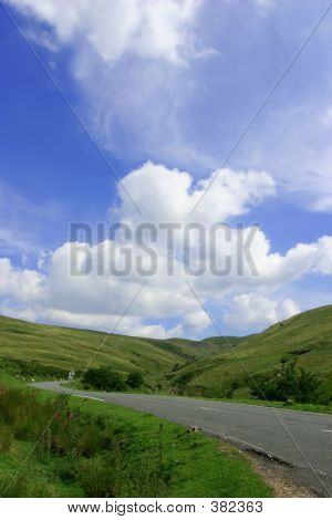 The Mountain Road
