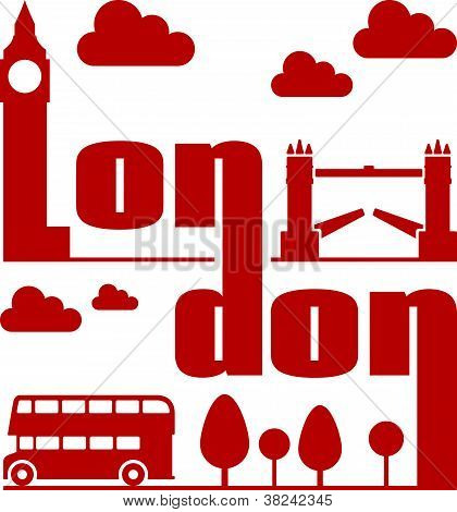 London Typographical Abstract