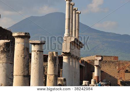 Vesubio MT de Pompeya