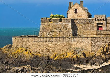 Wall of Saint Malo