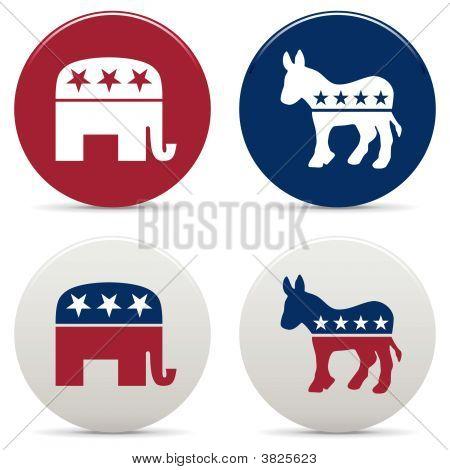 Election Badges