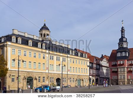 Stadtschloss In Eisenach, Germany
