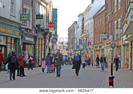Shopping In York