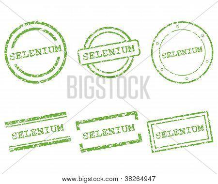 Selenium Stamps