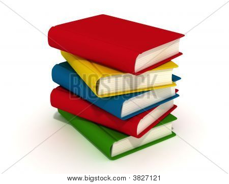 Colored Books