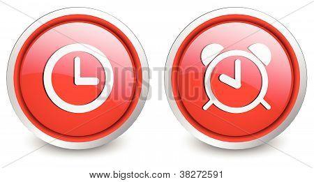 2 popular buttons - alarm clock