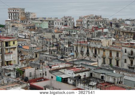 Old Havana Top View