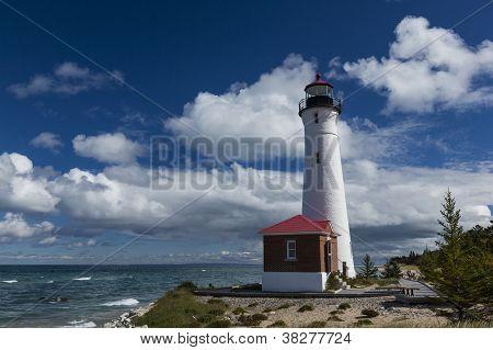 Crisp Point Lighthouse