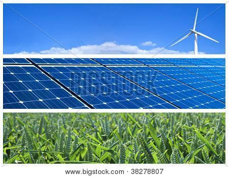 Renewable Energy Banners