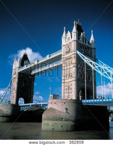 London Bridge In Daylight