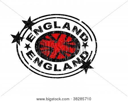 England Stamp