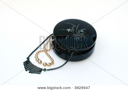 Necklaces In Box