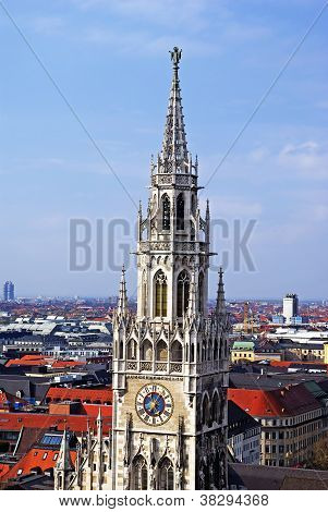 munich tower