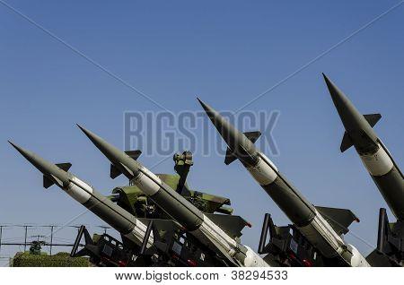 Sistema de misiles de la fuerza aérea de Neva-m