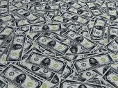 foto of million-dollar  - Thousands and thousands of dollars make millions of dollars - JPG
