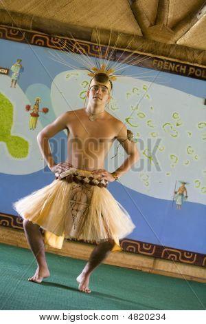 Tahiti Dancer